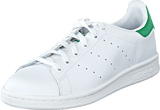 adidas Originals - Stan Smith J Ftwr White/Green