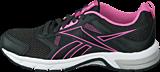 Reebok - Pheehan Run 4.0 Gravel/Black/Icono Pink