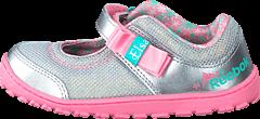 Reebok - Elsa Ventureflex Mj Slvr Metallc/Pixie Pink/Aqua