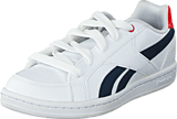 Reebok Classic - Reebok Royal Prime White/Navy/Motor Red