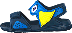 adidas Sport Performance - Disney Akwah 9 I Mineral Blue/Blue/Yellow