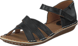 Clarks - Tustin Sahara Black Leather