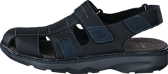 Clarks - Raffe Bay Black Leather