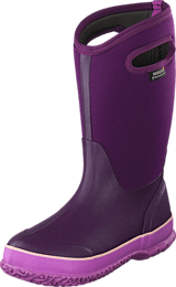 Bogs - Classic High Handle Solid Purple