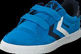 Hummel - Stadil canvas junior low Methyl blue