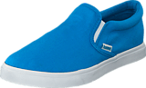 Hummel - Slip-on canvas junior Methyl blue