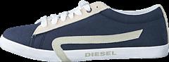 Diesel - Bikkren Canvas Indigo/Silver Birch