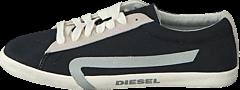 Diesel - Bikkren Canvas Black/ Pumice Stone