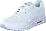 Nike - W Air Max 1 Ultra Essentials White/White-Pure Platinum