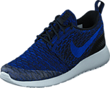 Nike - Wmns Roshe One Flyknit Drk Obsdn/Rcr Bl-Dp Ryl Bl-Pr