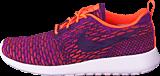 Nike - WMNS ROSHE ONE FLYKNIT Ttl Crimson/Purple
