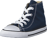 Converse - All Star Canvas-Hi Navy
