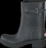 Hunter - Original Ankle Boot Black