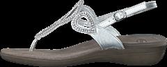 Scholl - Glossy Silver