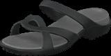 Crocs - Meleen Twist Sandal Black/Smoke