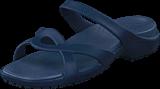 Crocs - Meleen Twist Sandal Navy/Storm