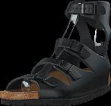 Birkenstock - Athen Regular Smooth Leather Black