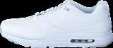 Nike - Nike Air Max 1 Ultra Essential White/White-Pure Platinum