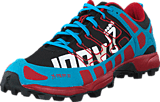 Inov8 - X-Talon 212 Black/Blue/Chili