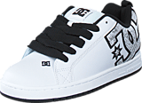 DC Shoes - Dc Court Graffik Se Shoe White/White Print