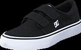 DC Shoes - Dc Kids Trase V Shoe Black/White