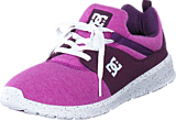 DC Shoes - Dc Heathrow Se J Shoe Purple