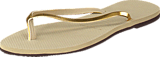 Havaianas - You Metallic Sand Grey/Light Golden