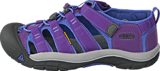 Keen - Newport H2-Jr Purple Heart/Periwinkle