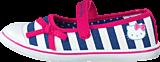 Hello Kitty - Hello Kitty 457320 Navy/White