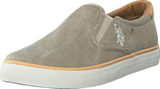 U.S. Polo Assn - Leroy 2 Canvas Beige