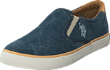 U.S. Polo Assn - Leroy 2 Canvas Dark Blue
