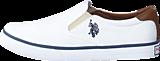 U.S. Polo Assn - Leroy 1 Canvas White