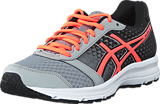 Asics - T669N-9606 Patriot 8 Silvergrey/Flashcoral/Black