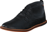 Frank Wright - Strachan Black Leather