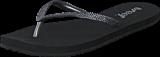 Reef - Stargazer Sassy Black/Silver