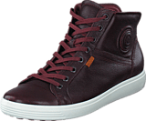 Ecco - 430023 Soft 7 Ladies Bordeaux