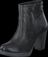 Bianco - Clean Platform Boot Black
