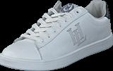 Henri Lloyd - Lace Trainer White/Navy