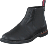 Timberland - Brook Park Chelsea Black Smooth