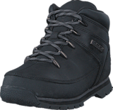 Timberland - Eurosprint Black Smooth w Grey