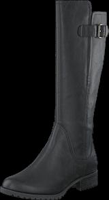 Timberland - Banfield Medium Shaft Boot Black Full-Grain