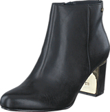 Tommy Hilfiger - GH LEATHER BOOTIE 1 990990  Black