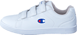 Champion - Low Cut Shoe 1980s B PS WHT