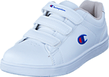 Champion - Low Cut Shoe 1980S B Ps White