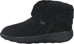 Fitflop - Supercush Mukloaff Shorty Black