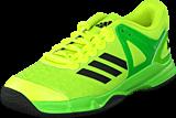 adidas Sport Performance - Court Stabil J Solar Yellow/Black/Solar Green