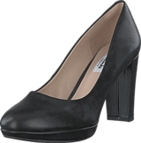 Clarks - Kendra Sienna Black Leather