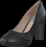 Clarks - Kendra Sienna Black Leather