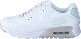 Nike - W Air Max 90 Ultra Essential White/White-Pure Platinum
