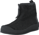 Hush Puppies - Love Zip Boot BLACK